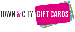Town and City. Gift Cards
