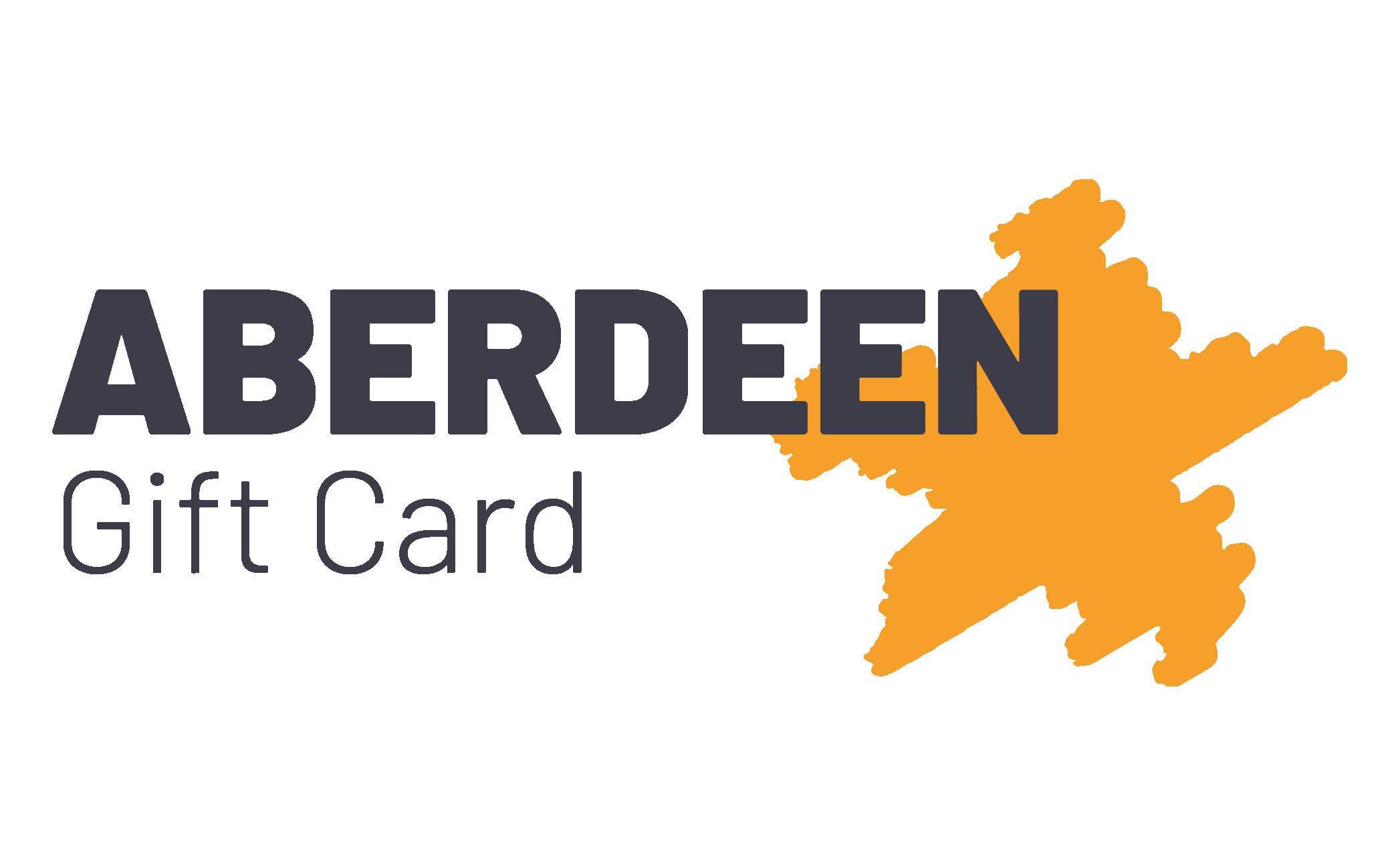 Aberdeen Gift Card