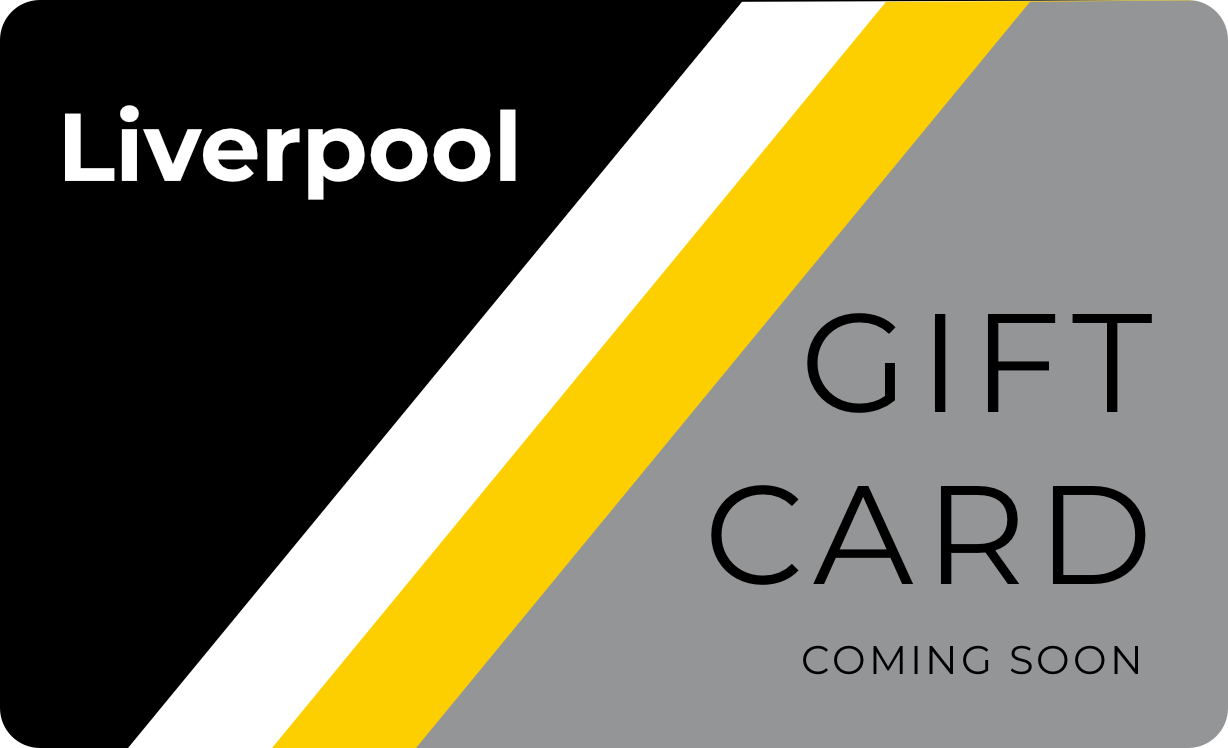 Liverpool Gift Card